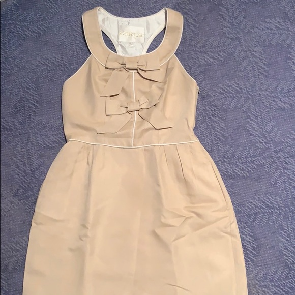 Thread Social Dresses & Skirts - Preppy bow front dress